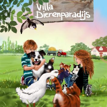 Villa dierenparadijs